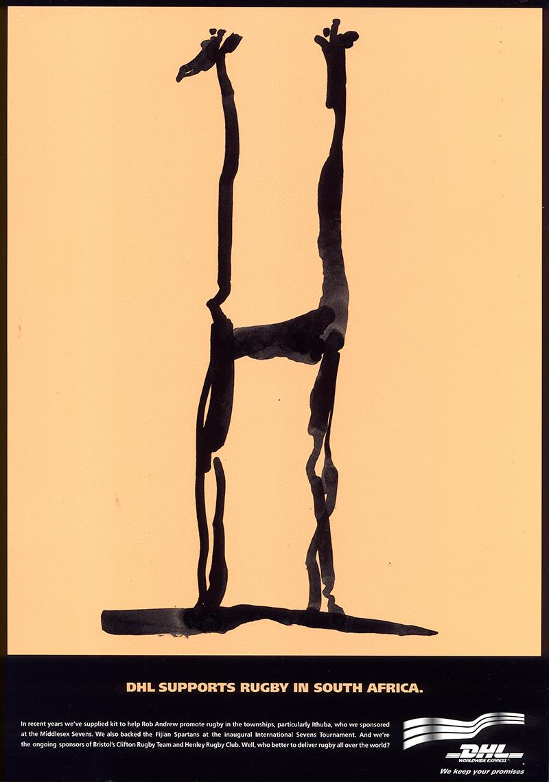 Giraffe 800