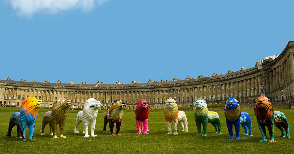 Royal Crescent Lions